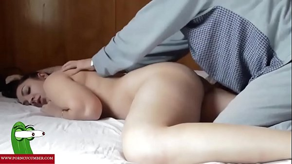 he eats her pussy and wakes her up fucking. RAF243