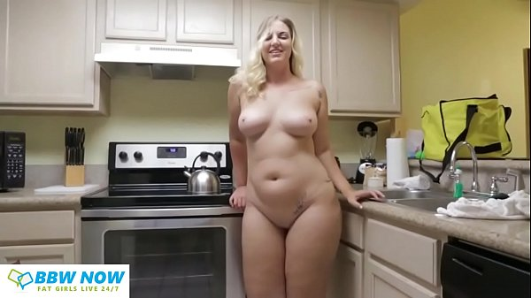 Busty Thick Blonde Teen