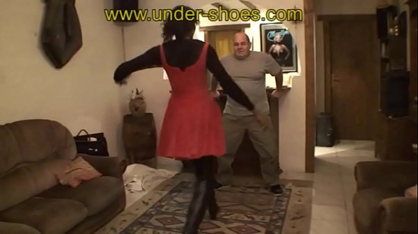 Ebony Goddess ballbusting trample and CBT http://clips4sale.com/store/424 Thumb