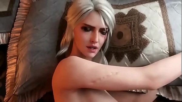 The Witcher: Ciri Compilation