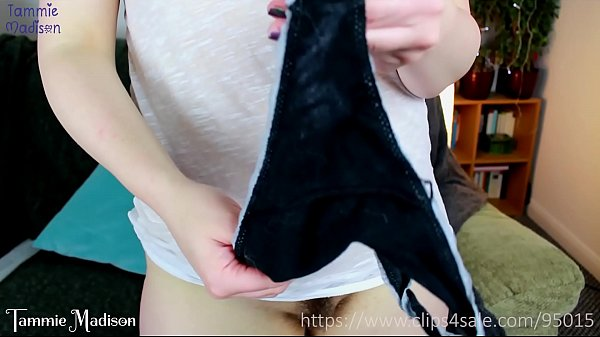 Making My Panties Sticky for You - Hysterical Literature Masturbation and Cum in My Panties Thumb