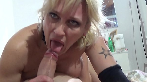 amazing blonde fucked hard
