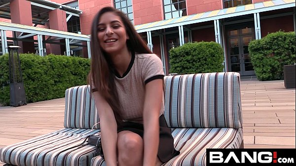 BANG Real Teen: Nina is Your Perfect Innocent College GIrl Thumb