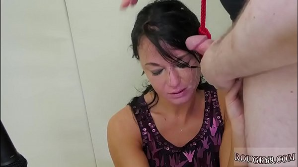 Latex angel anal b. and big tit rough slapping first time Talent Thumb