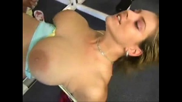 Busty Blonde Teen Takes It In The Ass
