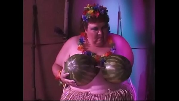 Lecherous lard-bucket Madisen St. Clare fools around with Mexican cunt chaser during Hawaiian voyage