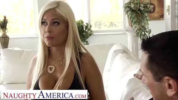 Naughty America - Bridgette B. buys lingerie to get fucked in by her Sugar Daddy
