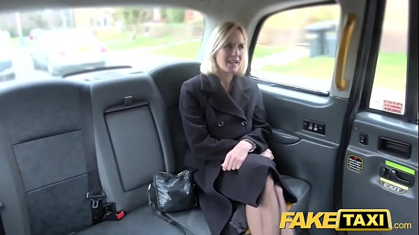 Fake Taxi Old Woman