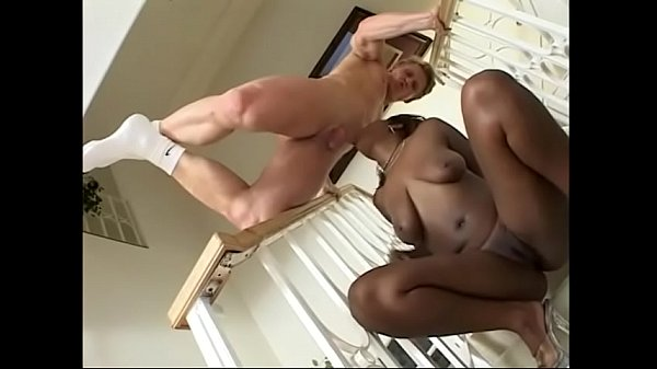 White lifeguard loves licking black pussy and fucking ebony girl from behind Thumb