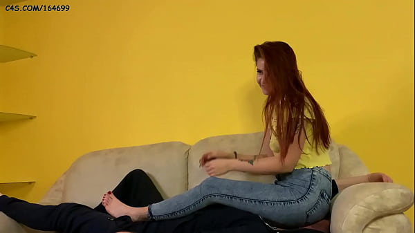 Mistress Sofi Gives Herself a Pedicure While Ignored Fullweight Jeanssitting (Preview)