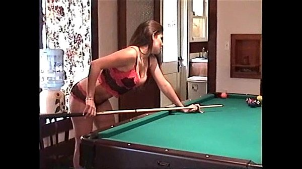 Erin Marxxx pool table sex