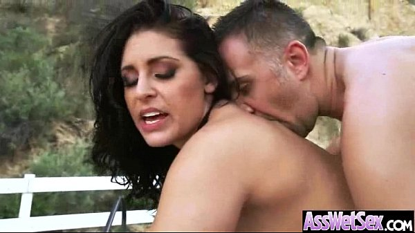 (gracie glam) Hot Girl With Big Wet Curvy Butt Get Analy Naild clip-14