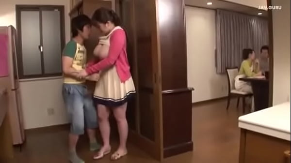 Big tits Japanese teacher gets along with student ..watch complete video here...