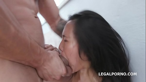 Manhandle May Thai goes Rough with Balls Deep Anal, Gapes, DAP, Facial GIO1177