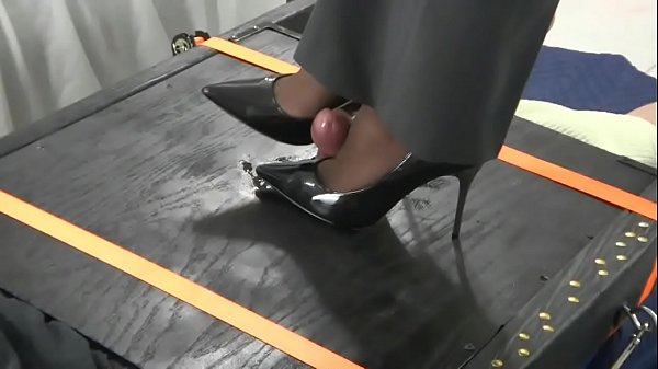 Shoejob with my Gorgeous Black Heels Thumb