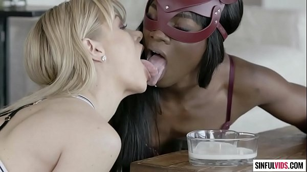 My lovely black kitty - Serene Siren and Ana Foxxx in Sex And Lies Scene 3