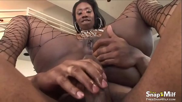 Anal Porno With Hot Ebony Cowgirl