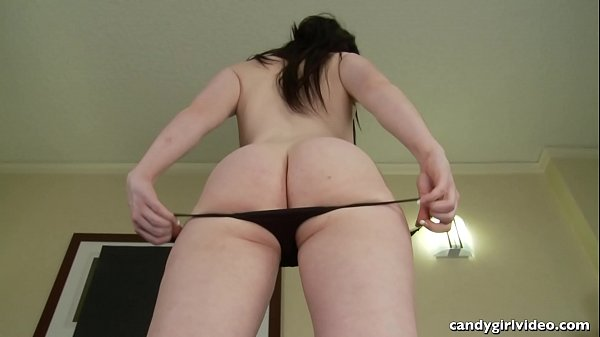 CandyGirl Video models strip out of their micro thongs