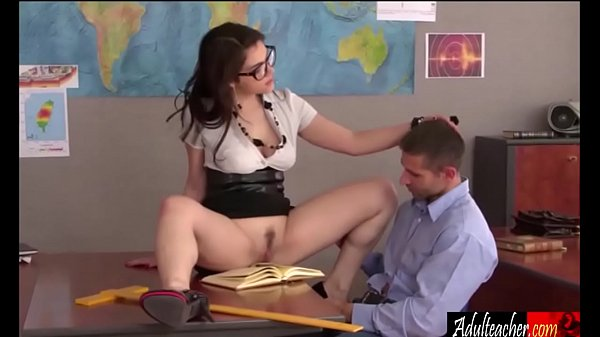 Fragile naughty school girl get fucked by teacher| visit :- adulteacher.com