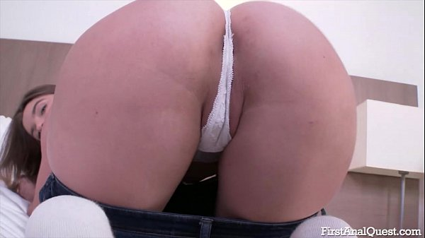 Another hardcore anal quest with sexy Evelina Darling – First Anal Quest!