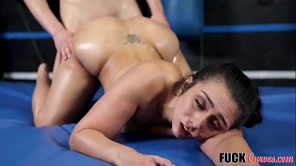 Lilly Hall Gets Fucked While Kickboxing