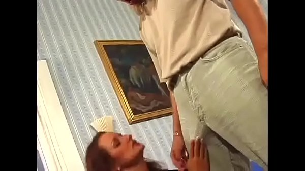 Young whore with ripped pantyhose ass fucked