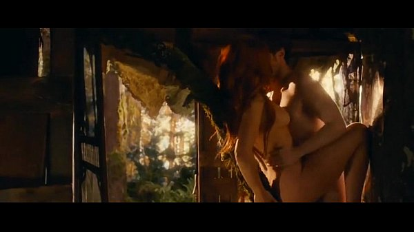 HORNS - Daniel Radcliffe and Juno Temple sex scene