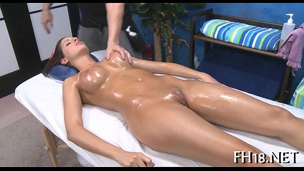 Sexy babe plays with schlong