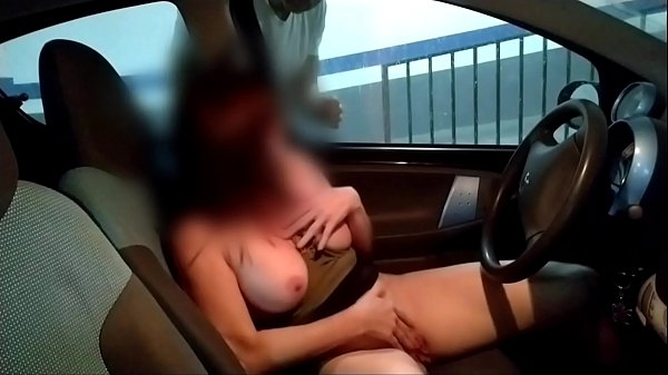 A STRANGER SURPRISES ME MASTURBATING IN THE CAR AND FUCKS ME HARD IN THE GARAGE OF THE MALL. -FULL VIDEO > XvideosRED- www.pequeydemonio.com/