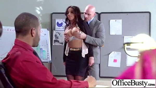 Sex Tape With Huge Melon Juggs Slut Office Girl (stephani moretti) clip-30
