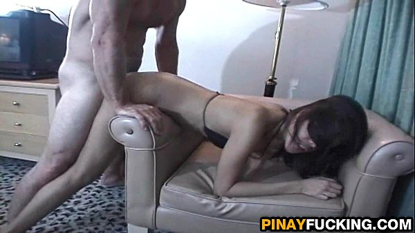 Asian Amateur Gets Pounded In A Cheap Hotel