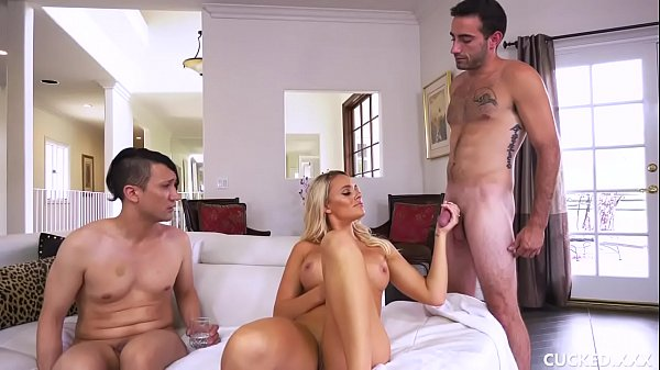 Alexis Monroe Gets Invited To a Nudist Spa and Loves It Thumb