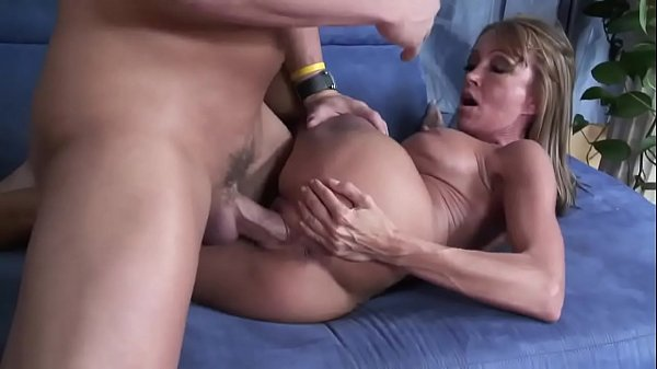 The hard and fat cock of this neighbor is a big...