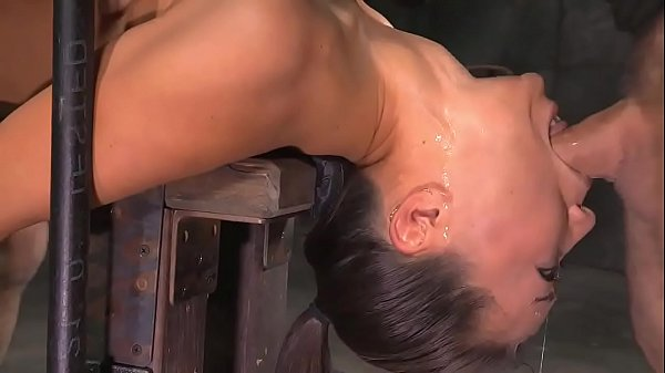 Extreme Messy Throat Fuck