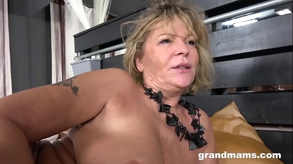 Grandma Fucks Like a Little Whore