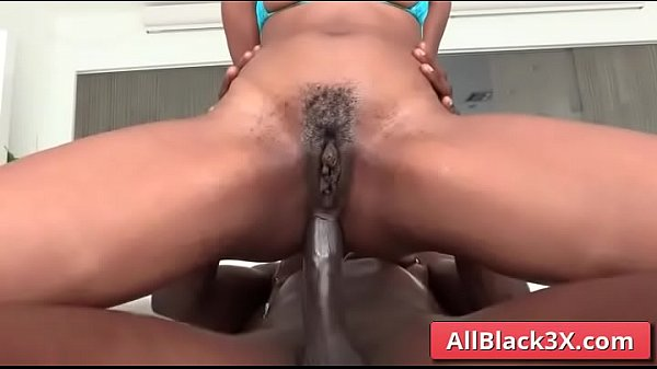 Ebony Sizi Sev getting deep in her mouth and as...