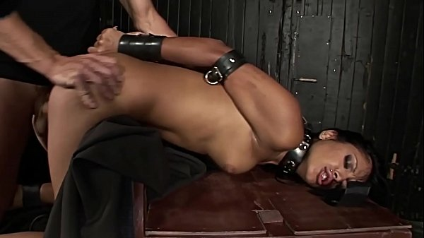 Preparation for the slave trade fair.The gorgeous slave from Egypt Kyra Black. Part 2.