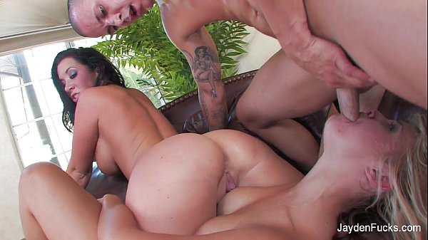 3-Way With Jayden Jaymes