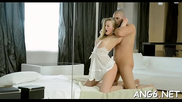 Dazzling barely legal Milana Fox quim pounding