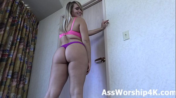 Ass worship with Mistress Lily Lane