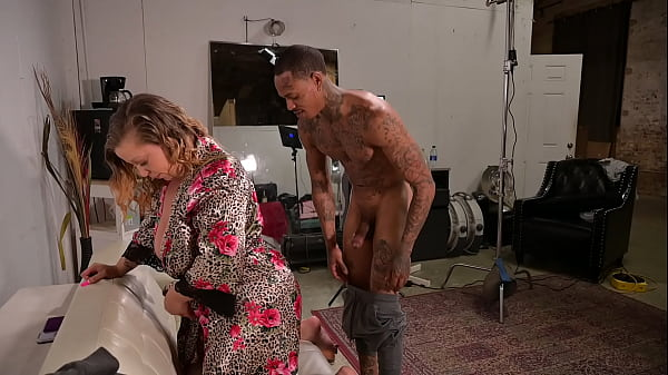 Ralph Whoren and Alexis Love fuck during her shoot