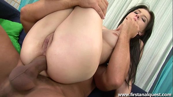 FirstAnalQuest.com - BALLS DEEP ANAL FROM A BIG...