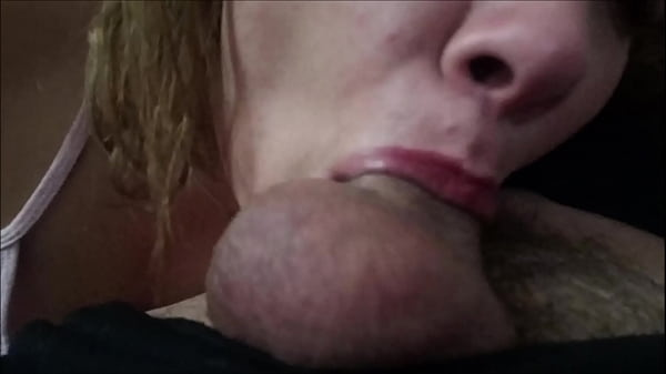 I secretly suck my stepdad with his balls full of hot cum