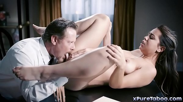 Dick Chibbles fucked Alina in doggystyle
