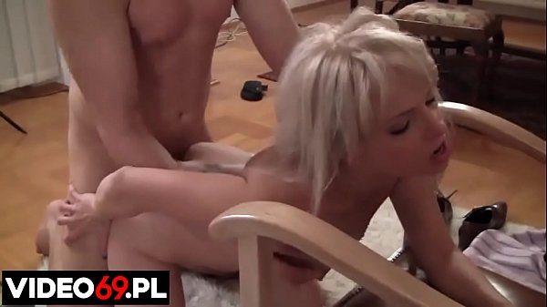 Polish porn - Passionate sex by the fireplace