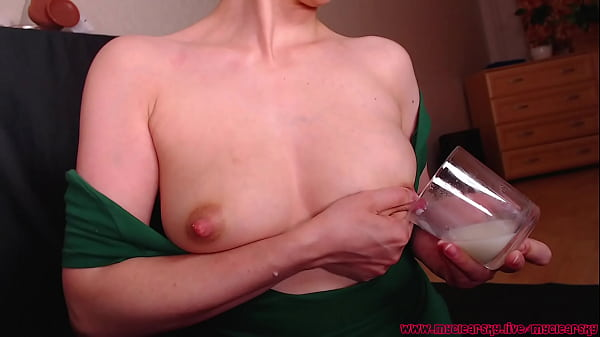Milking my tits just for you Thumb