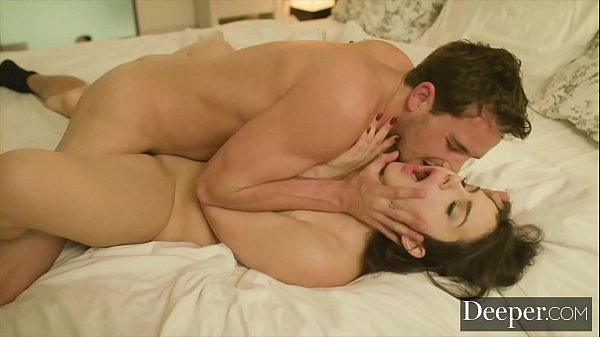 Deeper. Valentina Nappi and her Husband Love to Play the Game