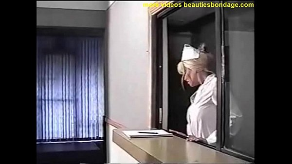 busty nurse ball gagged and breast fondled  thumbnail