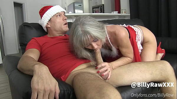 Leilani Lei Fucks Grandson For Christmas Present