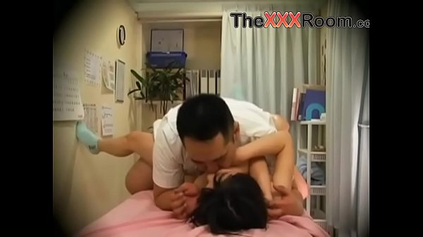 Fucking the Japanese in the massage room - FREE full video at TheXXXRoom.com